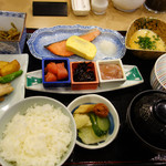 ANAクラウンプラザホテル稚内 - 和朝食