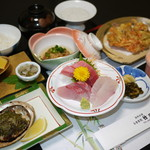 海鮮料理 竹ノ内 - ミニ会席