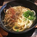 柔製麺 -