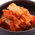 アレンモク - 白菜キムチ