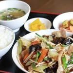 加納食堂 - 日替り定食