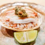 蓮 - 料理写真:香箱蟹