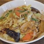 加納食堂 - 肉野菜炒め