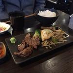 蘭麻 - ステーキ