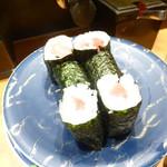 大起水産 回転寿司 - トロ鉄火巻き