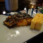 名古屋栄ワシントンホテルプラザ - 焼き魚は三種から選べる