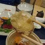 天くう - 金時薩摩芋。リフト(^-^)/