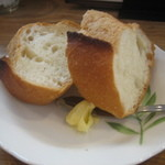 グリル マルヨシ - パン