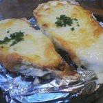 Oyster Bar ジャックポット - 牡蠣グラタン