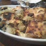 Oyster Bar ジャックポット - 牡蠣のフォカッチャ