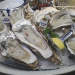 Oyster Bar ジャックポット - 牡蠣1