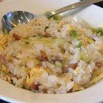 猪八戒 - 刀削麺お得セットの「チャーハン」