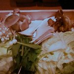 5980953 - きのこと野菜の盛り合わせ