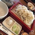 福佐家 - 料理写真:花咲さらしな1650円