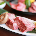焼肉 牛之助 - 料理写真:厚切りハラミ 3500円