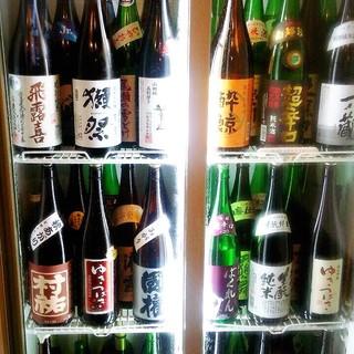 季節の日本酒「夏酒!今しか飲めない」