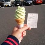 小出商店 - 料理写真:スジャータ製ソフト230円税込