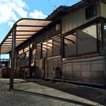 峠のうどん屋 藤屋 - 161208