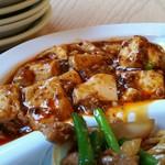 九寨溝 - 一番人気の麻婆豆腐