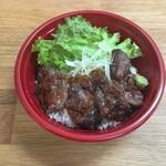 カフェ&ダイニング レジェンド - ステーキ丼(お弁当)