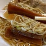 人類みな麺類 - デカいメンマ