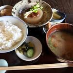 かふぇど結 - お昼のランチ