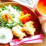 S good life chirdren lunch (小学生低学年まで)