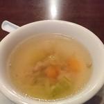 バーン・イサーン - スープ