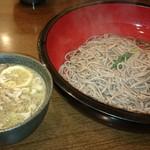 つけ鴨うどん鴨錦 - 並盛り(2食分)