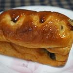 パンやきどころ RIKI - ぶどうパン、140円(税別)