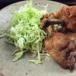 59806490 - 鶏のチューリップ唐揚げ。