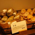 パンやきどころ RIKI - 購入した、宇治