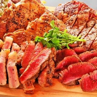 ステーキ!ローストビーフ!肉肉肉!堪らないヴィンゴの肉会★