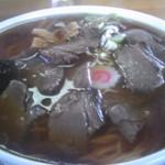 ヤマキ馬肉ラーメン - チャーシュー麺(大 650+100−
