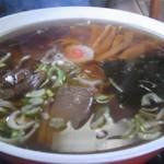 ヤマキ馬肉ラーメン - 醤油 550-