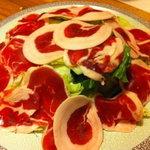 旬彩このみ - 《いのしし鍋用しし肉&レタス》武雄のオススメグルメより一品