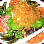 茘香尊 - 冷菜5種盛り合わせ