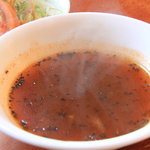 シャンカワカーン - 2010/12/4 スープのアップ