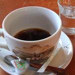 シャンカワカーン - 2010/12/4 やっぱりでっかいコーヒーカップでした。