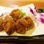 馬焼肉専門店 桜とmomiji - 桜の唐揚げ