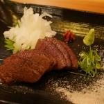 馬焼肉専門店 桜とmomiji - 炙り(霜降り肉)