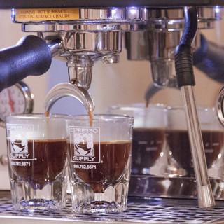 【オリジナルコーヒー】×【テイクアウト】