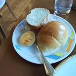 サルーテ - パンかライス