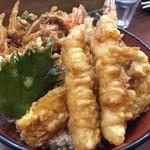 59817909 - 201612岩松丼                       ※海鮮丼と思い違いしていました。ゴメン!