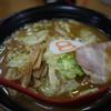 8番らーめん - 料理写真:野菜ラーメン(味噌)~☆