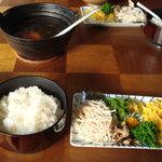鶏飯食堂 HABUS - 鶏飯