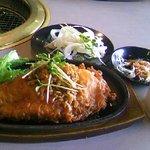 焼肉 雅 - 料理写真:チキン?