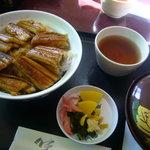 つるや - 「穴子丼」(700円)☆