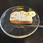 Cafe July July - リンゴのケーキ