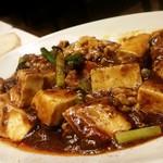アジアンビストロダイ - 四川風麻婆豆腐